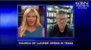 Sambut Halloween, Gereja Lucifer di AS Dibuka Untuk Umum