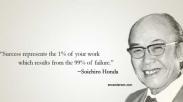Kegagalan Pendiri Honda