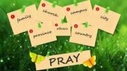 Kehabisan Bahan Doa