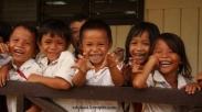 Jutaan Anak Tak Bisa Sekolah Karena Perang