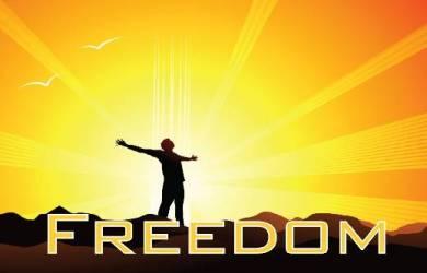 Menikmati Kebebasan