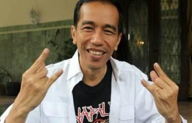 Jokowi Percaya Diri Menangkan Pilpres 2014