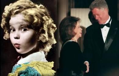 Shirley Temple Dalam Kenangan, Dari Artis Cilik Hingga Jadi Diplomat