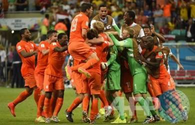 Karena MH17, Belanda Tunda Partisipasi di Piala Dunia 2018