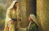 Wanita Pertama Yang Melihat Yesus Bangkit