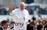 Misa Kamis Putih, Paus Fransiskus Basuh Kaki Penyandang Disabilitas