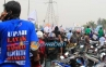 Gerindra dan PDI-P Gencar Mencari Dukungan di Hari Buruh