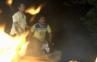 Musibah Kebakaran, Harta Ludes Dalam Sekejab