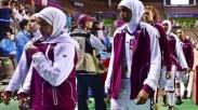 Tim Basket Qatar Didiskualifikasi Karena Berhijab