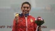Maria Londa, Raih Medali Emas Dalam Keterbatasan
