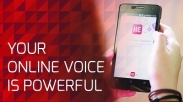Your Online Voice is Powerful