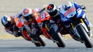 Lorenzo Kejar Rossi & Pedrosa untuk Posisi Kedua