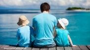 9 Teladan Ayah Di Mata Anak-anak