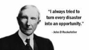 John D Rockefeller, Legenda Dalam Bisnis & Filantropi