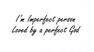 Dirimu Indah Dalam Ketidaksempurnaan