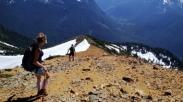 Kecerobohan Saat Menuruni Gunung