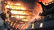 Membakar Kapal, Melangkah ke Depan