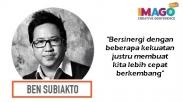 Ben Soebiakto:  Kolaborasi Kunci Untuk Berkembang & Sukses