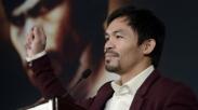 Manny Pacquiao : Tuhan Kirim Duterte Selamatkan Filipina dari Narkoba