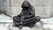 Patung Yesus Si Tuna Wisma Dan Mengemis