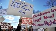Makin Ngeri, Dalam Sepekan Dua Kristen Koptik Mesir Tewas Ditembak