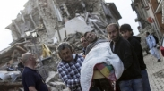 Paus Fransiskus Serukan Umat Berdoa Untuk Italia Pasca Gempa 6,2 SR