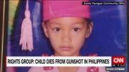 Perang Berdarah Terhadap Narkoba Di Filipina Tewaskan Gadis Kecil