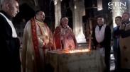 Untuk Pertama Kalinya Kristen Irak di Qaraqosh Bisa Beribadah Kembali