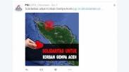 PGI Ajak Gereja Beri Persembahan Untuk Sumbang Korban Gempa Aceh