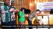 Wakil Ketua KPK Minta Kepada PGI Agar Gereja Ikut Awasi Korupsi