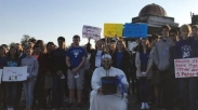 Warga Kristen dan Yahudi di Texas Bantu Bangun Kembali Masjid