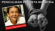 Sudah Satu  Bulan Pendeta Malaysia Ini Diculik dan Keluarga Diminta Bayar Tebusan