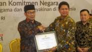 Dinilai Mampu Jaga Kebebasan Beragama, Ridwan Kamil Dapat Penghargaan Dari Komnas HAM