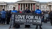 Kalahkan Kekerasan Dengan Kasih, Umat Islam London Galang Dana Untuk Korban Teror