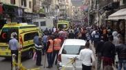 Pemerintah Indonesia Kecam Rangkaian Aksi Teror Bom di Dua Gereja Mesir