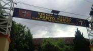 Pelaku Pelemparan Petasan Botol di Gereja Jago Ambarawa Diduga Idap Gangguan Jiwa