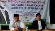 Jelang Pilkada Jabar Ridwan Kamil Pun Diserang Dengan Isu Agama