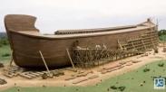 Fakta Alkitab : Membongkar Misteri Dibalik Pembuatan Bahtera Nuh dan Datangnya Air Bah