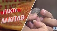 Fakta Alkitab : Nilai 30 Keping Perak Uang Darah Hasil Pengkhianatan Yudas Iskariot