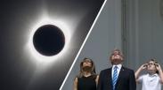 Apa Arti Dibalik Terjadinya Gerhana Matahari Total 21 Agustus Dilangit Amerika?