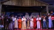 Di Bangladesh, Paus Fransiskus Minta Pengampunan Dari Pengungsi Rohingya Karena Hal Ini