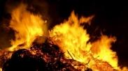 Rumah Terbakar, Tapi Alkitab yang ada di Dalamnya Tak Tersentuh Api Sedikit Pun. Ajaib!
