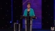 Joyce Meyer Dukung Orang Kristen Bertato, Yang Penting Motivasinya