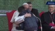Anak Ini Bertanya Tentang Apakah Ayahnya Yang Ateis Masuk Surga, Jawaban Paus Mengejutkan!