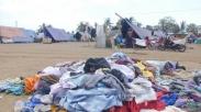 Menilik Pengungsian di Lombok, Tim OBI Berkolaborasi Dengan Relawan Lain Beri Layanan Kesehatan