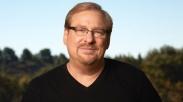 Alami Masalah Usus Pendeta Rick Warren Jalani Operasi Darurat, Kini Sedang Masa Pemulihan