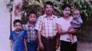 Sedih, Pendeta Ini Tewas Ditangan Kelompok Pemberontak Bersenjata di Rakhine, Myanmar