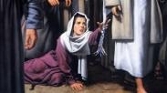 Iman Yang Berani Berkata, Asal Kujamah Jumbai Jubah-Nya!