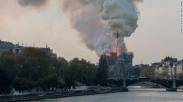 Katedral Notre Dame Di Paris Terbakar, 3 Keluarga Ini Sumbang $700 Juta Untuk Perbaikan