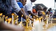 Seminggu Pasca Bom, Tak Ada Ibadah di Gereja Ini Yang dilakukan Umat Kristen Sri Lanka